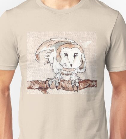 My Barn Owls (female) Unisex T-Shirt