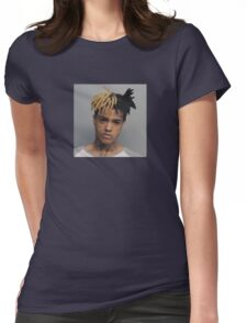 XXXTentacion Mugshot Womens Fitted T-Shirt