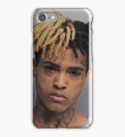 XXXTentacion Mugshot iPhone Case/Skin