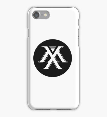monsta-x logo iPhone Case/Skin