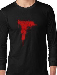 UZI -red- Long Sleeve T-Shirt