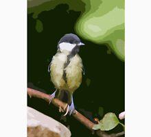 "Birds story, "" fawn paint Picasso ! "" 8 (c) (h) the Blue Tit - Olao-Olavia by Okaio Créations  Unisex T-Shirt"