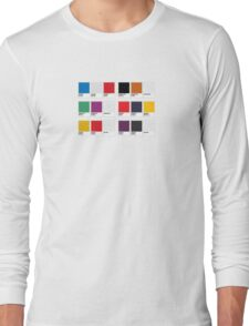 The Colorists Long Sleeve T-Shirt