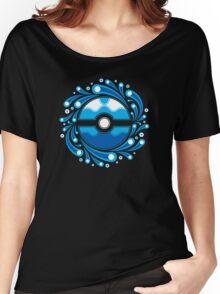 Dive Ball Splash Women's Relaxed Fit T-Shirt