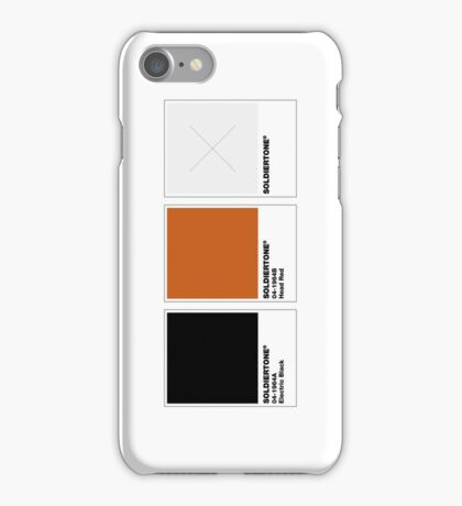 The Colorists - SOLDIERTONE iPhone Case/Skin