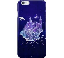 Hogwarts series (year 1: the Philosopher's Stone) iPhone Case/Skin