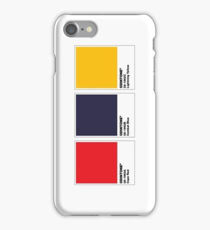 The Colorists - ODINTONE iPhone Case/Skin