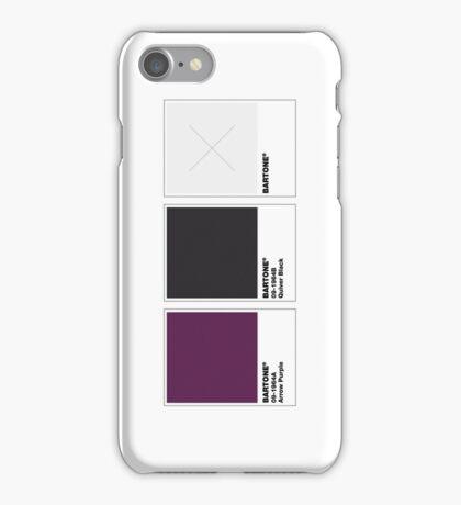 The Colorists - BARTONE iPhone Case/Skin
