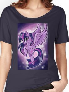 Twilight Sparkle Women's Relaxed Fit T-Shirt
