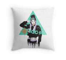 swagger Throw Pillow