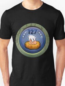 Glitch Achievement super supreme egg plant coddler Unisex T-Shirt