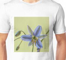 Blue Dianella Unisex T-Shirt