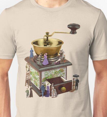 Victorian Ground Coffee Unisex T-Shirt