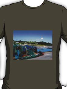 Harbour Life in Lyme Regis T-Shirt