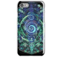 Old compass iPhone Case/Skin