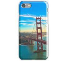 High SF Rouge iPhone Case/Skin