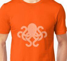 Minimal Linear Style Octopus Unisex T-Shirt