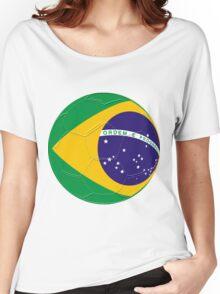 Brazil Women's Relaxed Fit T-Shirt