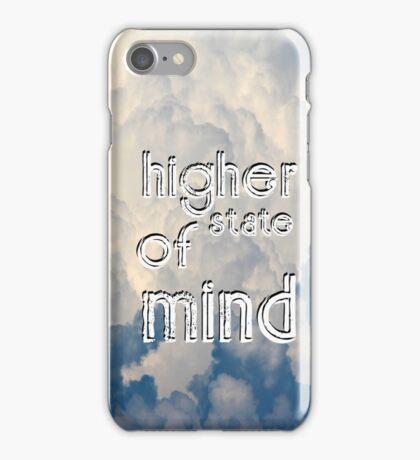 Higher State Of Mind Stoner Design iPhone Case/Skin