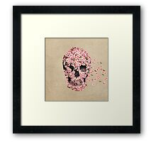 A Beautiful Death  Framed Print