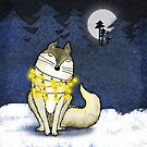 Peace under the Moon by Rencha