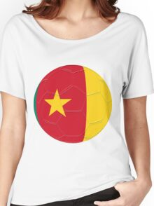 Cameroon Women's Relaxed Fit T-Shirt