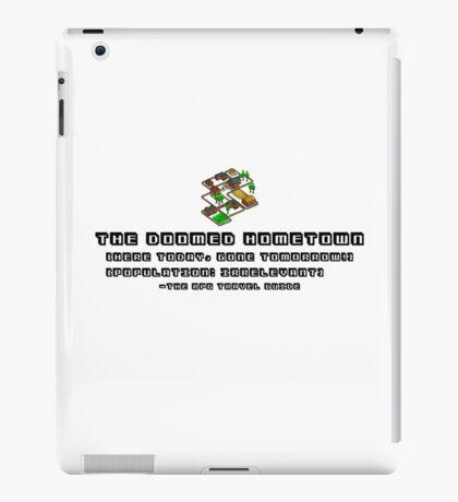 Doomed Hometown, RPG Travel Guide #2 iPad Case/Skin