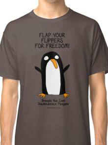 Brenda the Civil Disobedience Penguin Classic T-Shirt