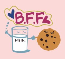 Milk and Choco chip  BFF Kids Clothes