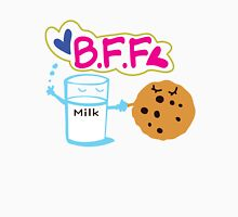 Milk and Choco chip  BFF Men's Baseball ¾ T-Shirt