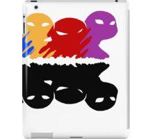 Colored Shadows iPad Case/Skin
