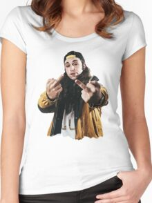 Ruby - $UICIDEBOY$ (SUICIDEBOYS) Women's Fitted Scoop T-Shirt