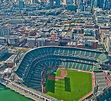 Giants SF Stadium by David  Perea