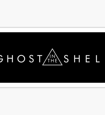 ghost in the shell movie Sticker