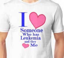 Leukemia awareness cancer Gifts Love Unisex T-Shirt
