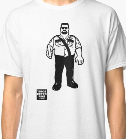 Hasbro Series 1 Big Boss Man Classic T-Shirt