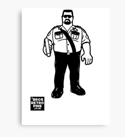 Hasbro Series 1 Big Boss Man Canvas Print