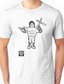 Hasbro Series 1 Brutus The Barber Beefcake Unisex T-Shirt