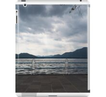 landscape lake iPad Case/Skin