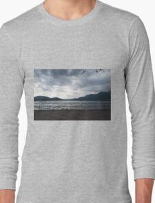 landscape lake Long Sleeve T-Shirt
