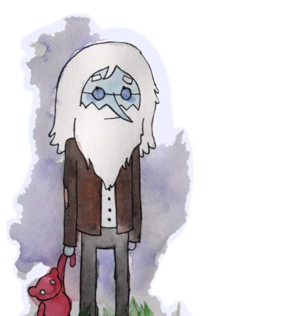 The Ice king - Simon Petrikov Sticker