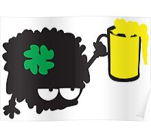 Cheers st.patty's day Poster
