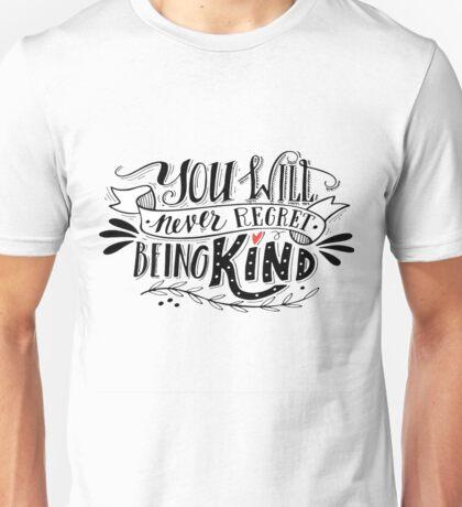 be kind Unisex T-Shirt