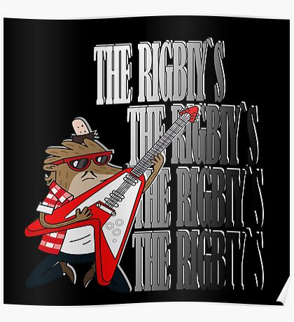 rigby`s   Poster