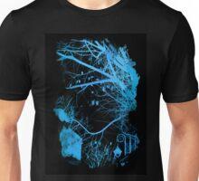 Autumnal Blue View Unisex T-Shirt