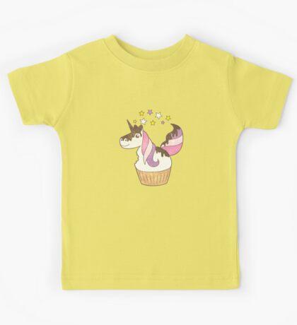 Unicupcake (unicorn cupcakes) Kids Tee