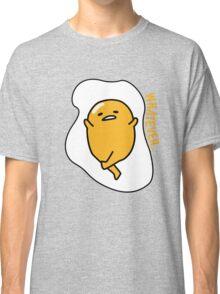 Gudetama Chilling Classic T-Shirt