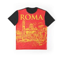 Roma - The Imperial Forums Graphic T-Shirt