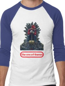 Throne of games Men's Baseball ¾ T-Shirt