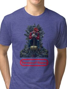 Throne of games Tri-blend T-Shirt